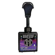 RV Progressive Industries SSP-50X 50A Portable Smart Surge Protector