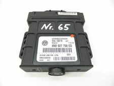 VW Touareg 7L V10 TDI Getriebe Steuergerät  Automatikgetriebe 09D927750ED