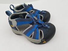Keen Toddler Boys  Newport H2 Hiking Sandals Boys  Blue Size 4