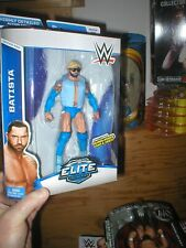 WWE BATISTA ELITE COLLECTION SERIES FROM MATTEL, NEVER OPENED.