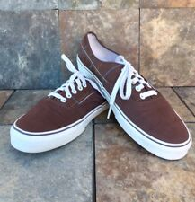 Vans Brown w/ Plaid Lace Ups / Size 11.5 / TB40