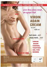 VAGINAL TIGHTENING SHRINK VAGINA BE ALWAYS VIRGIN AGAIN CREAM