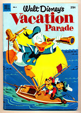 Walt Disney's Vacation Parade #4 (Dell) FN5.6