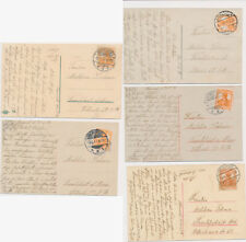 OBERURSEL  5 Ansichtskarten Postkarten 1917 ( 757