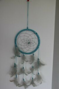 Small Turquoise Dream Catcher