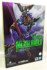 Bandai Metal Build Evangelion EVA-01 Test Type 2020 Version Brand New Sealed UK