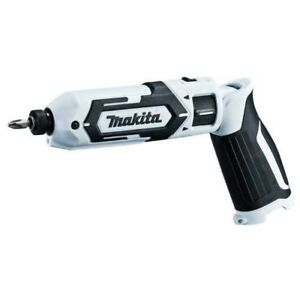 makita TD022DZW Rechargeable Pen Type Impact Driver Body Only WH Japan Tracking