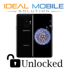Samsung Galaxy S9 SM-G9600 - 64GB - Black (Unlocked) Smartphone