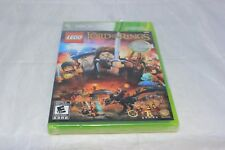 LEGO The Lord of the Rings (Microsoft Xbox 360, 2012) Platinum Hits Brand New