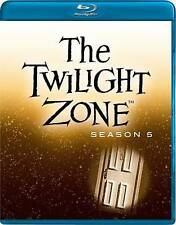 The Twilight Zone: Season Five [Blu-ray], New DVDs