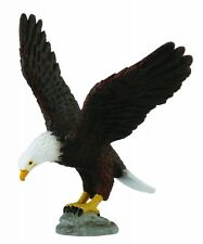 American Bald Eagle - 10cm Bird Model by CollectA *Brand new with Tag*