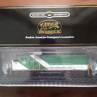 ATLAS 1/87 HO SCALE GO TRANSIT GP40-2(W) ROAD # 706 DCC & SOUND # 10001422 F/S