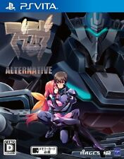 Used PS Vita Muv-Luv Alternative Japan import  Free Shipping
