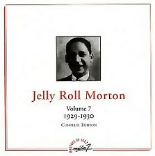 Jelly Roll Morton - Vol. 7 (1929 - 1930) CD