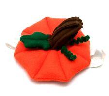 Shriek Chic Infant Toddler Baby Headband Strap Fun Party Pumpkin Celebration Hat