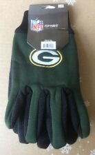 Green Bay Packers Gloves Adult Embroidered Utility Gloves -Forest Green Official