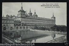 731.-MADRID -ESCORIAL -1744 Estanque de la Huerta (Hauser y Menet)