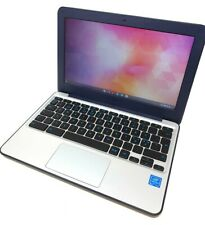 Asus C202S Chromebook laptop 11.6 Intel Core 2.4 GHz 4GB 16GB play store HDMI