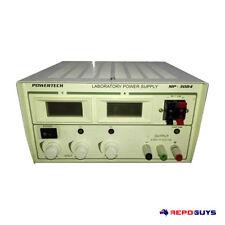 Laboratory Power Supply, Powertech, M No MP-3084, Varible Control