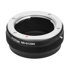 FOTGA Adapter Ring F Minolta MD Lens to Canon EOS M M2 M3 EF-M Mirrorless Camera