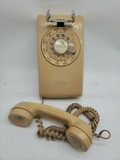 Vintage Bell Wall Telephone Rotary Western Electric Jj4D