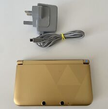 Nintendo 3DS XL The Legend of Zelda: A Link Between Worlds Limited Edition Rare