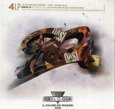Pooh Trilogia 1997 - 1980 Box 4 LP Vinile  Nuovo Sigillato
