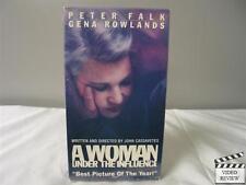 A Woman Under the Influence VHS Peter Falk, Gena Rowlands; John Cassavetes