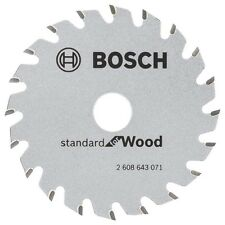 BOSCH 85mm Replacement TCT Circular Saw Wood Blade 2608643071, For GKS 10.8V-LI