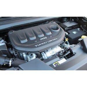 2015 Jeep Cherokee KL 2,2 CRD 4x4 Diesel Motor Engine LAU61 185 PS