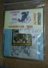 N Scale 1/160 Shire Scenes  Hanson Cab SZ60 Brass NIB