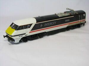 "Hornby Class 91 025 Intercity Swallow Livery ""BBC Radio 1 FM"" Cat R392"