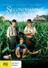 Secondhand Lions (DVD, 2008)