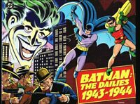 GN/TPB Batman The Dailies Volume 1 / 1943-1944 Kitchen Sink / DC 1990 1st nm 9.4