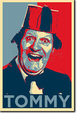 TOMMY COOPER ART PHOTO PRINT (OBAMA HOPE PARODY) POSTER GIFT MAGIC MAGICIAN