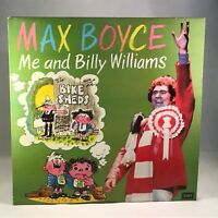 MAX BOYCE Me And Billy Williams 1980 UK vinyl LP EXCELLENT CONDITION a