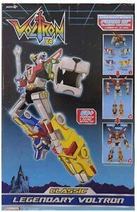 "Voltron 84 Classic Legendary Defender 16"" Action Figure Mega Set"