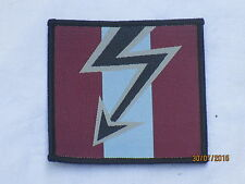 16th Air Assault Brigade, COMMANDEMENTS, Recce,. insigne, TRF, patch, 2nd Pattern