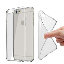 Cell phone case cover TPU Jelly clear transparent slim for IPHONE X