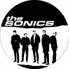 Parche imprimido, Iron on patch, /Textil sticker, Pegatina/ - The Sonics