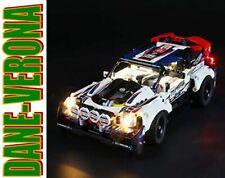 Lego Technic 42109 Auto da Rally telecomandata 0784347