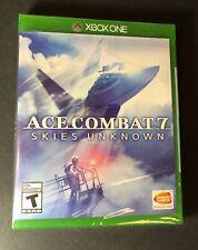 Ace Combat 7 [ Skies Desconocido] (Xbox Uno) Nuevo