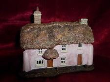 "ALBANY FINE CHINA ""Devon / Kent Cottage"" LILLIPUT LANE/ROYAL WORCESTER INTEREST"