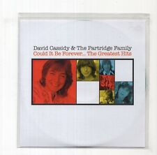 (JC572) David Cassidy & The Partridge Family, Could It Be Forever - 2006 DJ CD
