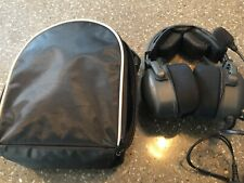 LIGHTSPEED 20 XLC  Aviation Headset With Carrying Bag