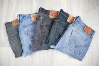 Vintage Levi Levis Jeans 501 GRADE B Unisex Size 34 35 36 38
