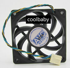 AVC DE07015T12U Graphics card cooling fan DC12V  0.7A 4Pi n