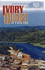 Ivory Coast in Pictures (Visual Geography. Second Series)-ExLibrary