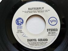 DANYEL GERARD - Butterfly / Let's Love '72 CHANSON POP Mike Curb French SSW