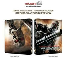 Terminator Salvation Steelbook Lenticular Type B Limited Edition Blu-ray #1259